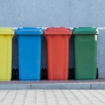 Garbage collection fee and saving water